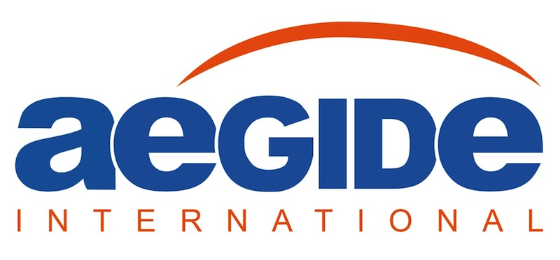 Logo adherent AEGIDE INTERNATIONAL SAS